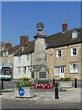 ST7593 : The War Memorial, Wotton-under-Hill by Ian S