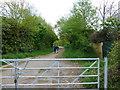 TQ1478 : Osterley Lane by PAUL FARMER