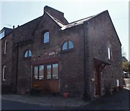 NT9927 : The Old Fire Station, Cheviot Street, Wooler by Barbara Carr