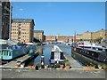 SO8218 : Victoria Docks, Gloucester by Paul Gillett