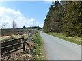 SJ2433 : Lane heading westward by John Haynes
