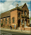 TQ3190 : Westbury Avenue Baptist Church by Julian Osley
