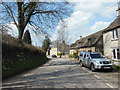 ST7690 : The Cotswold Way at Alderley by Ian S