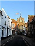 TQ9220 : Lion Street, Rye by Chris Heaton