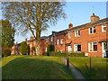 ST4617 : Terraced Houses West End by Nigel Mykura