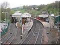 SD5390 : Oxenholme railway station, Cumbria by Nigel Thompson