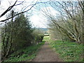 ST7582 : The Cotswold Way towards Cotswold Lane by Ian S