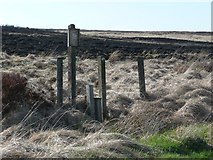 SE0120 : Stile to access land, Coal Gate Road by Humphrey Bolton