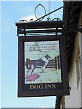 ST7581 : The Dog Inn, Old Sodbury by Ian S