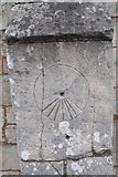 SK5276 : Mass Dial, St Lawrence's church, Whitwell by J.Hannan-Briggs