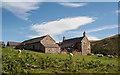 NT9715 : Alnham Moor Farm by Kim Fyson