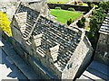 SP1620 : Shops, Model Village, The Old New Inn, Bourton-on-The-Water by Brian Robert Marshall