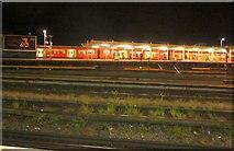 TQ2775 : Across the tracks by Derek Harper