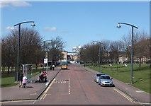 NS6064 : Glasgow Green by Barbara Carr