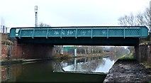 SJ7797 : Bridgewater Canal by Bobby Clegg