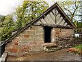 SJ8476 : Nether Alderley Corn Mill by David Dixon