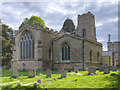 TL1696 : Church of the Holy Trinity, Orton Longueville by David P Howard