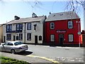 NY0028 : The Blue Bell / The Red House, Workington by Kenneth  Allen
