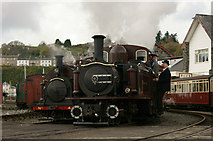 SH5738 : Steam 150 by Peter Trimming