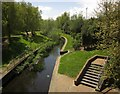 TQ3672 : Pool River by Derek Harper