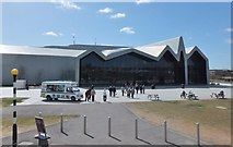 NS5566 : Riverside Museum by Barbara Carr