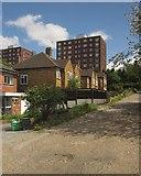 TQ3770 : Stumps Hill Lane by Derek Harper