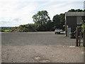 SP1164 : Hardstanding, Church Farm, Morton Bagot by Robin Stott
