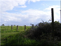 TM3787 : Footpath to the A144 Stone Street by Adrian Cable
