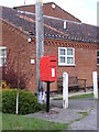 TM3786 : Great Common Postbox by Adrian Cable