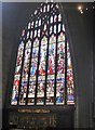 NZ2564 : Stained glass window, St Nicholas Cathedral, Newcastle upon Tyne by Derek Voller