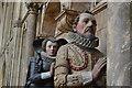 SE6052 : Sir Henry Bellasis and wife Ursula, York Minster by Julian P Guffogg