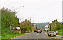 NZ1426 : At Ramshaw near site of Evenwood station, 1995 by Ben Brooksbank