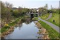 NT2070 : Union Canal Bridge by Anne Burgess