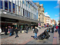 NS5865 : Argyle Street, Glasgow by Rossographer