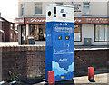 D1002 : E-car charge point, Ballymena by Albert Bridge