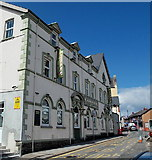 ST1599 : Lowan's Irish Bar, Bargoed by Jaggery