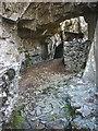 NY4608 : Slate workings above Wrengill Quarry, Longsleddale by Karl and Ali