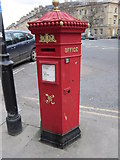 ST7565 : Victorian post box on Great Pulteney Street, Bath by Ian S