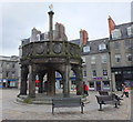 NJ9406 : Mercat Cross, the Castlegate, Aberdeen by Bill Harrison