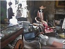 NU0625 : Interior rooms at Chillingham Castle 6 by Derek Voller