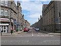 NJ9407 : Looking down Urquhart Street, Aberdeen by Bill Harrison