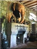 NU0625 : Interior rooms at Chillingham Castle 5 by Derek Voller