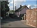 SX9272 : Old Stoke House, Higher Ringmore Road, Ringmore by Robin Stott