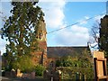 SP2780 : St Andrew's C of E Church, Church Lane, Eastern Green, Coventry by Susan Vickery