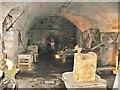 NU0625 : Interior rooms at Chillingham Castle 1 by Derek Voller