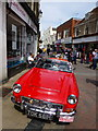 TR0161 : Classic cars in Faversham by pam fray