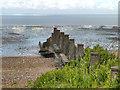 TR1066 : Groyne, Whitstable Beach by David Dixon