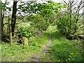 SE0620 : Wood End Lane, Barkisland by Humphrey Bolton