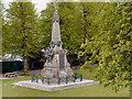 TR1457 : Boer War Memorial, Dane John Gardens by David Dixon