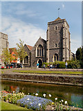 TR1458 : The Guildhall, Canterbury by David Dixon